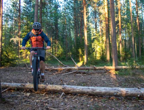 Peak Performancen pyöräilyvaatteet